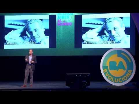 """<h3 class=""""list-group-item-title"""">Marc Randolph (Co-fundador de NETFLIX) en Buenos Aires al Mundo 2015</h3>"""