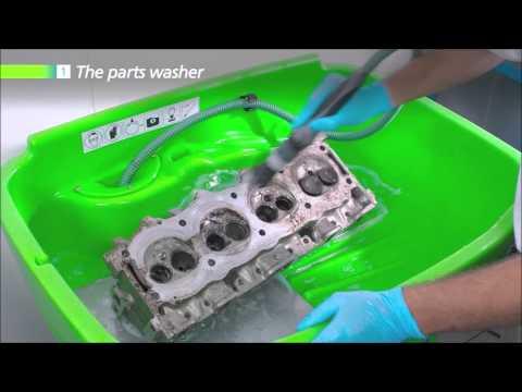 Orapi Owasher biological parts washer