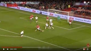 Tin Thể Thao 24h Hôm Nay (19h - 6/1): Gà Son Lingard Tỏa Sáng Giúp Man Utd Thắng Nhẹ Derby County