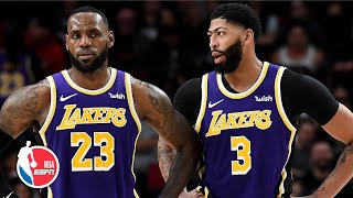 With all due respect to LeBron James, Anthony Davis is the Lakers' MVP - Doris Burke | NBA on ESPN