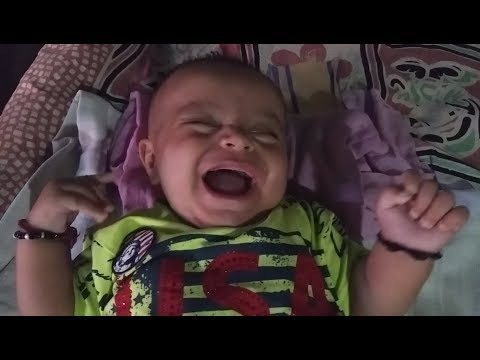 Sleeping Baby Laughing Funny Compilations - Cute Baby Laughing While Sleeping