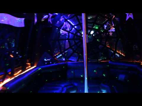 Party on Wheels Cleveland and Akron Ohio Limo Party Bus