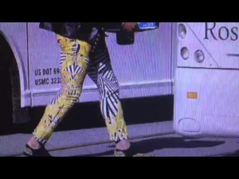 Cam Newton Versace Pants Cause Social Media Stir #SB50