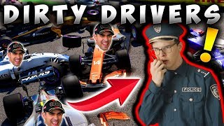 F1 2017 Dirty Driver Patrol