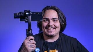 Câmera de celular com estabilidade de cinema, existe?