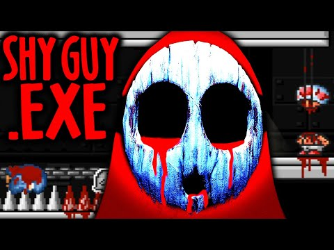 SHY GUY.EXE !? - The Last Shy Guy Exorcism (Super Scary And Creepy Mario Horror Game)