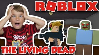 ROBLOX THE LIVING DEAD | WALKING DEAD SURVIVAL in ROBLOX