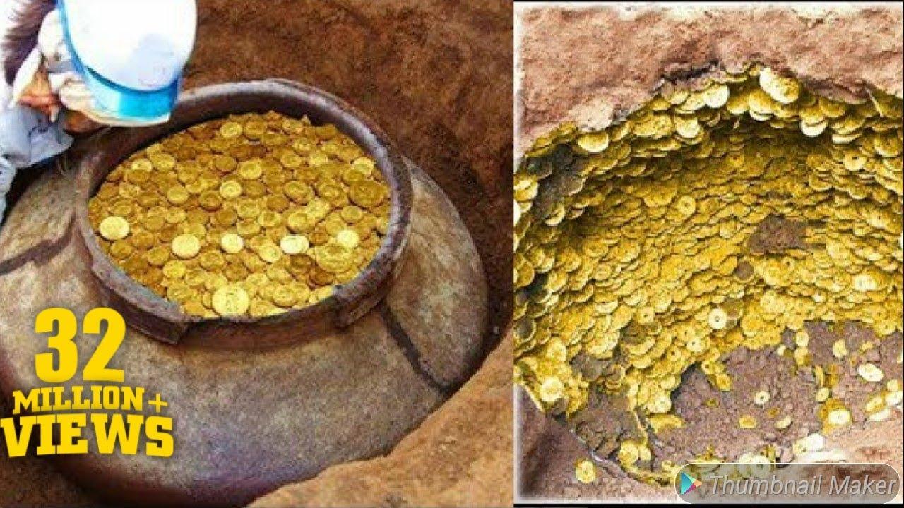 Download Treasure hunting by metal detector //TREASURE MEGA GIANT ! GOLD SENSATION 2020