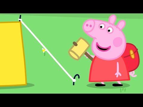 Peppa Pig Episodes | Peppa's Nature Adventures! 🌲| Cartoons for Children