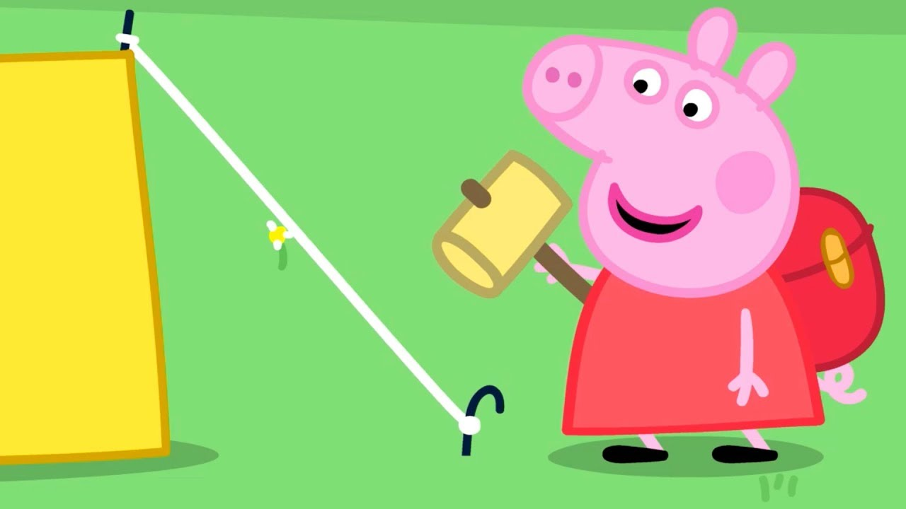 Peppa Pig English Episodes | Peppa's Nature Adventures! |#142