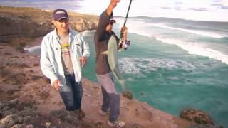2013 Fishing Australia Ep 6 port Lincoln Part 2