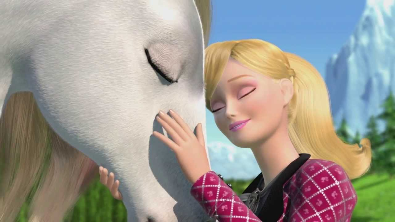 barbie und ihre schwestern im pferdeglГјck ganzer film