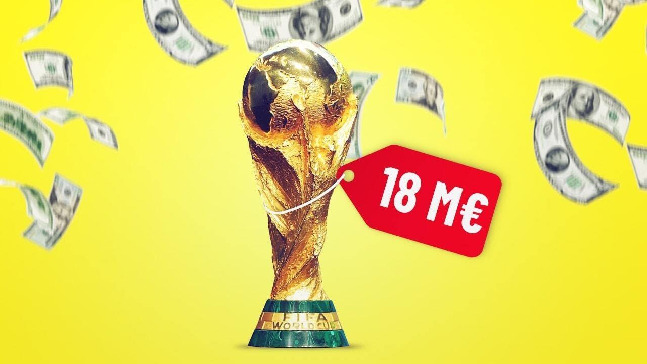 Top 22 des trophées les plus chers au monde | Oh My Goal