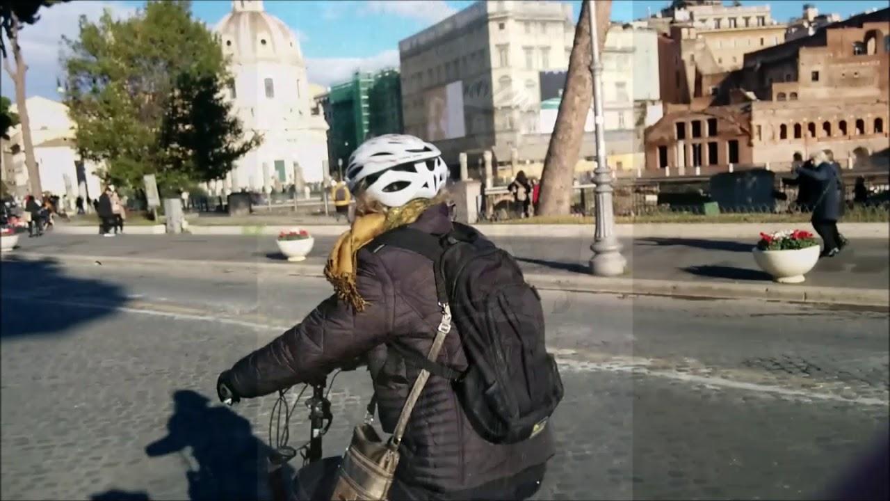 E-biking in Rome