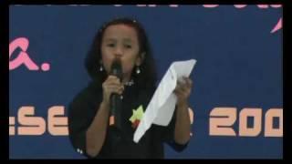 Puisi Anak Sekolah Minggu