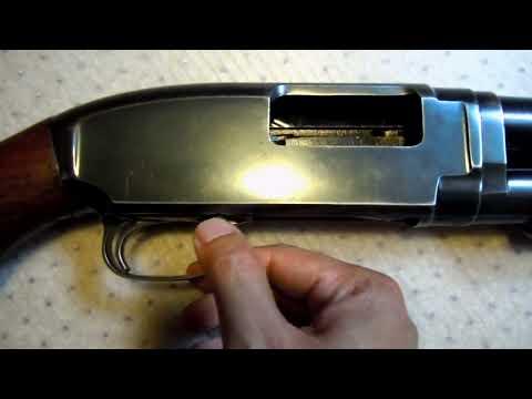 Classic Pump Shotguns (Winchester M12 & Ithaca M37)