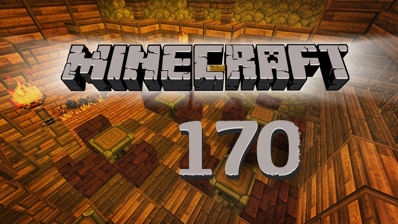 Lets Play Minecraft 170 Dunkelroter Stuhlgang Youtube