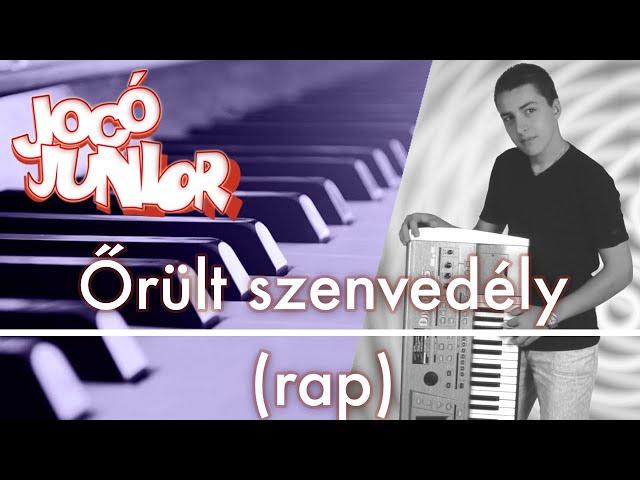 Jocó Junior - Őrült szenvedély (rap)