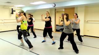 Get Cool Shawty Got Moves Zumba - Hip Hop - ZumbaJB01