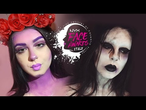 NYX ITALIA FACE AWARDS 2017 ♡ THE SOUL OF A MAN
