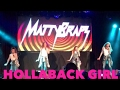 Haschak Sisters Hollaback Girl Live in NYC