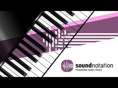 Quarter Past Midnight - Bastille (Piano Sheet Music)