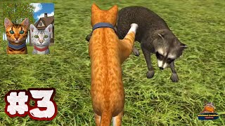 BEST CAT GAME  Funny Cat Game  Lets Play Cat Simulator 2020 Android Walkthrough Gameplay #3