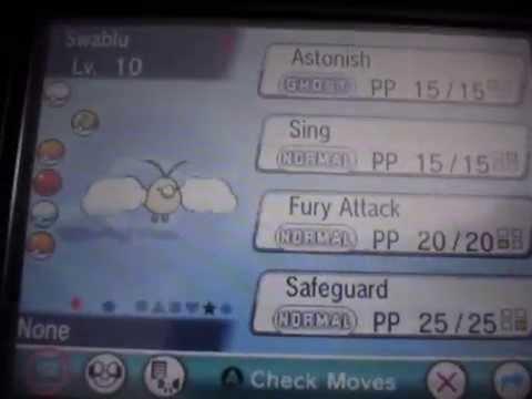 Swablu (Pokémon) - Bulbapedia, the community-driven ...