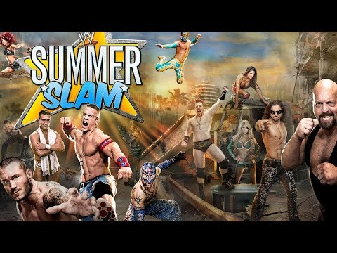 WWE SummerSlam 2011 Highlights [HD]