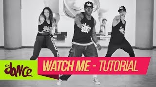 Silentó - Watch Me (Whip/ Nae Nae) - FitDance - 4k| Tutorial thumbnail