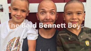 7 yr old CUTS HIS OWN HAIR! MAKEOVER!