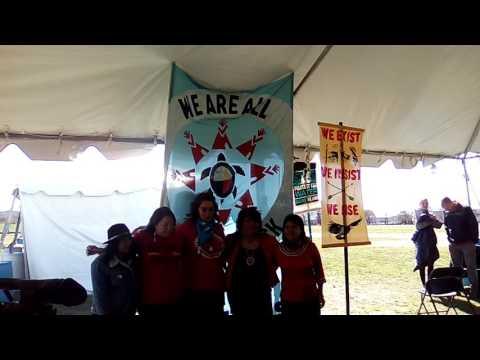Standing rock Washington DC