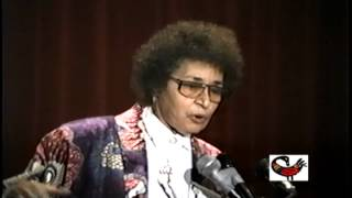 Dr.Charshee McIntyre - The Epistemology of Afrocentricity