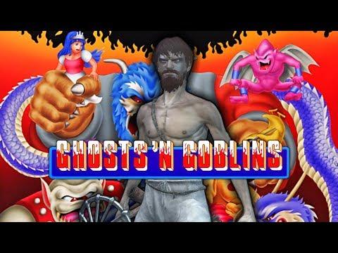 Dark Souls 3 PvP | Brave Knight Arthur - Ghosts 'N Goblins