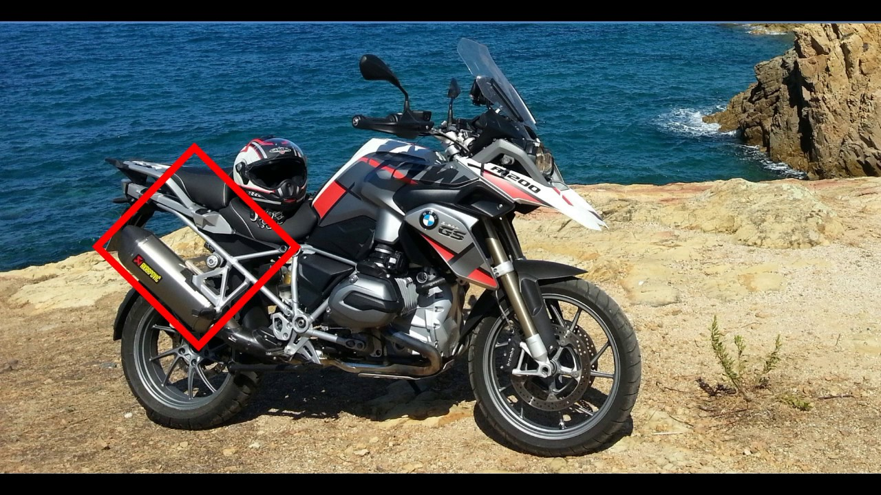 Bmw R1200 Gs Quickshift Tuning 142 Hp 140 Nm Youtube
