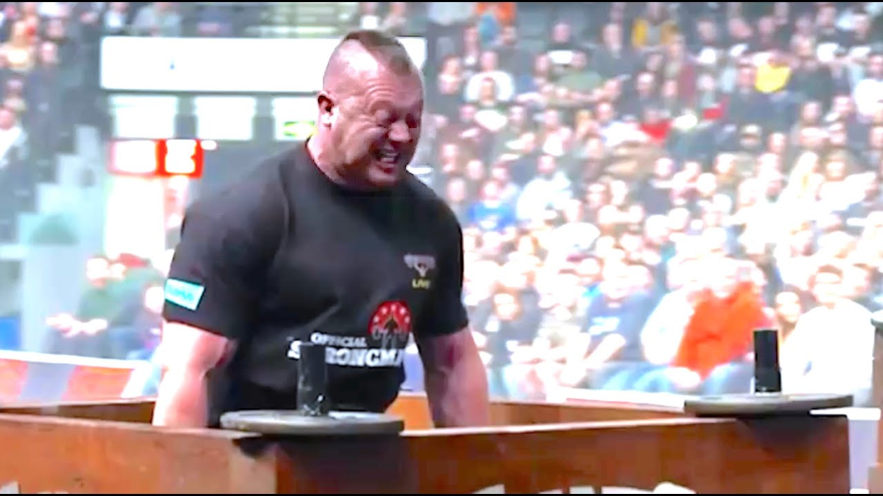 WORLD RECORD: 900lbs over 20m in TEN (10) seconds !!