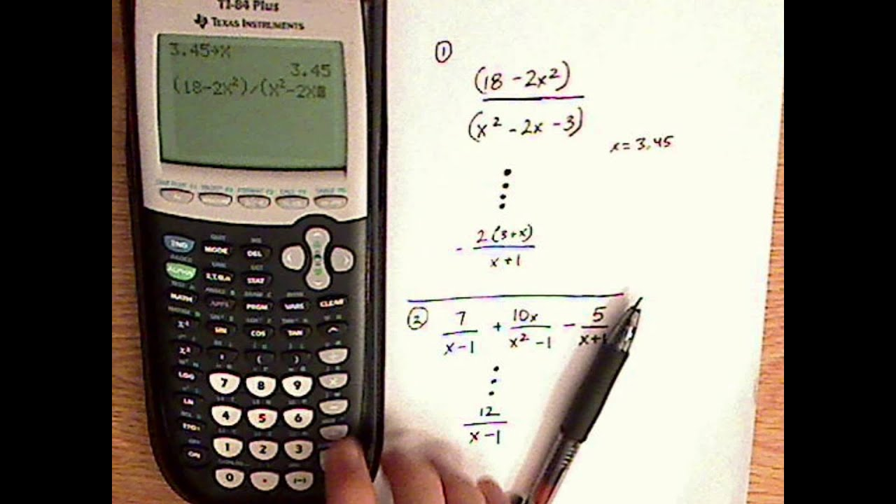 Rational expression reducing calculator  ibibliowebfc2com