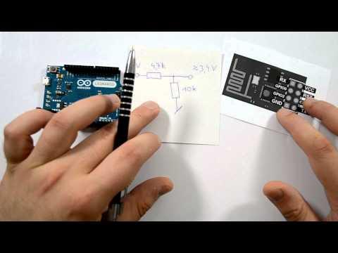 Moduł WiFi   ESP8266 - Cz. 1   #54 [Podstawy]