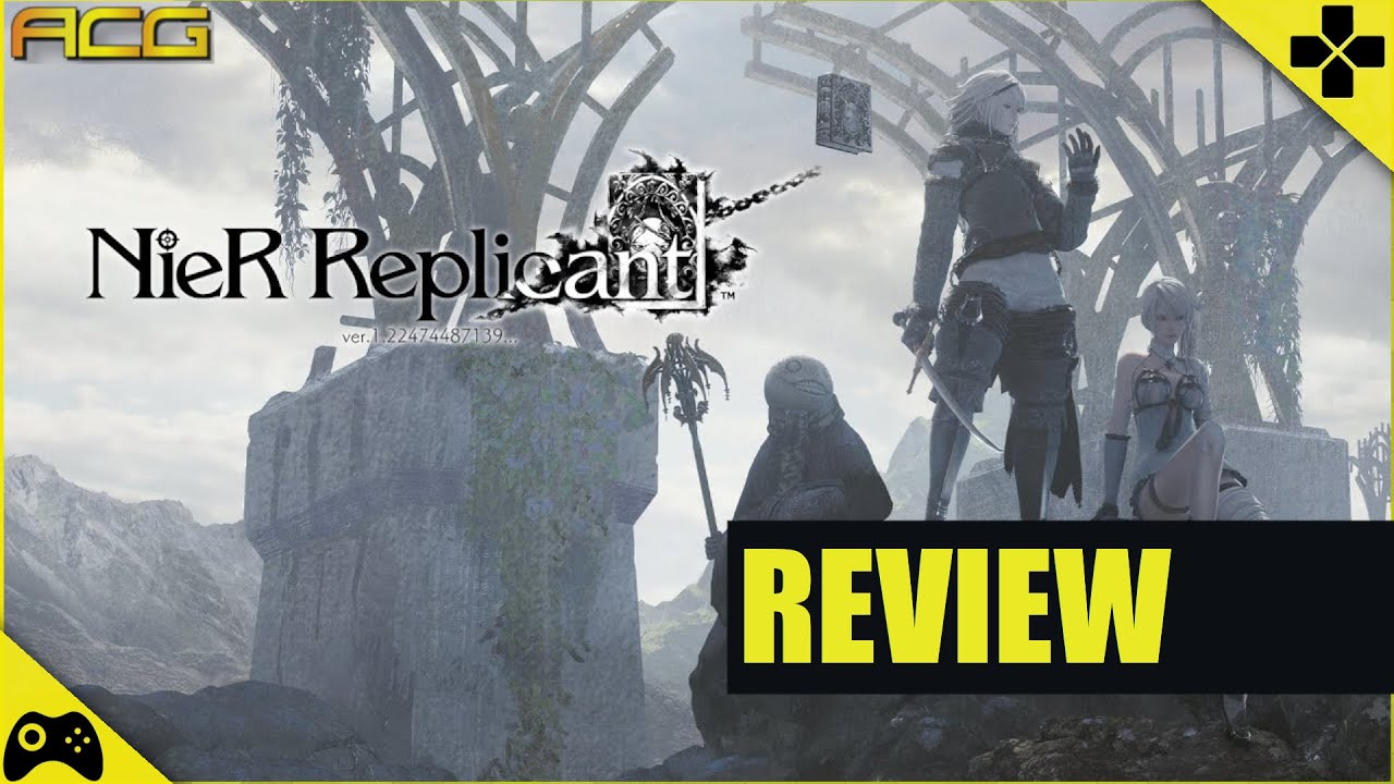 Nier: Replicant review: a second chance for a fascinating and flawed ...