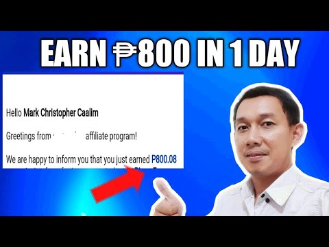 HOW I EARN P800 IN 1 DAY LEGIT WITH PROOF