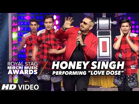 Honey Singh Heart Pumping Performance