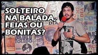 COVARDE NA BALADA / BONITAS E FEIAS - Stand-up Comedy - Osmar Campbell