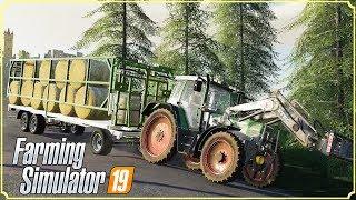 FARMING SIMULATOR 19 #52 - UN CARRELLO PER LE BALLE - GAMEPLAY ITA