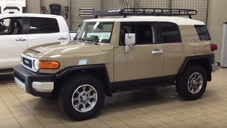 2012 Toyota FJ Cruiser Off-Road Review