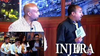 Speling Bee winers, Abiy and Filfilu - Seifu On Ebs