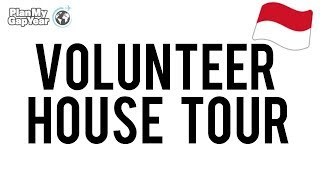 PMGY Bali Volunteer House Tour