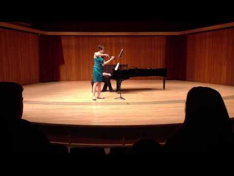 Beethoven Violin Sonata #5