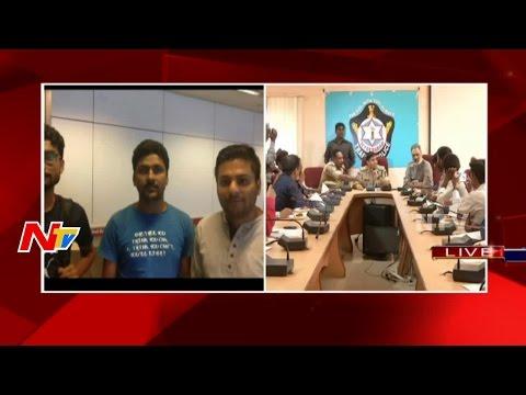 Baahubali2 Hackers arrested thru Decoy Operation || #Baahubali Piracy || NTV