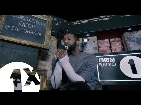 Shakka performs his awesome track 'Say Nada'