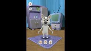 Говорящая Собака! Мой виртуальный питомец! Серия 4! Небольшая смена интерьера!